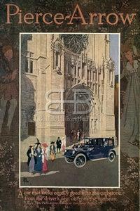 Image of Pierce Arrow - Church