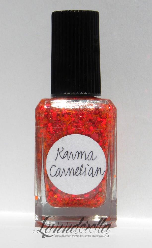 Image of Karma Carnelian (Wild card)
