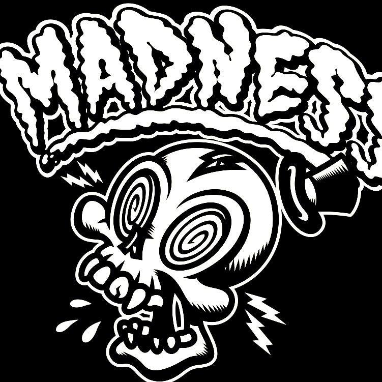 Image of Madness Skull