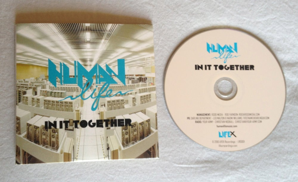 Image of In It Together Promotional CD