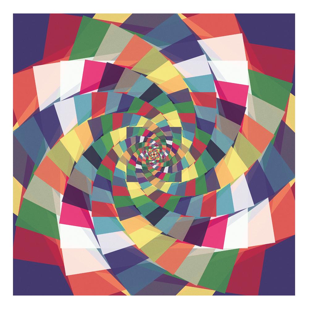 Image of Spiralling