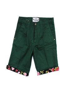 Image of Forrest Green - Safari Shorts