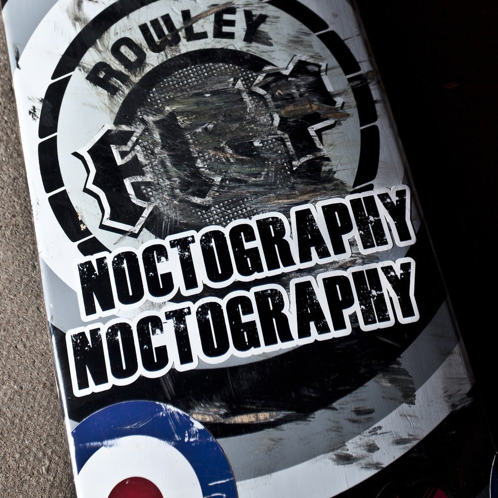 Image of Noctography Stickers (2 Pack)