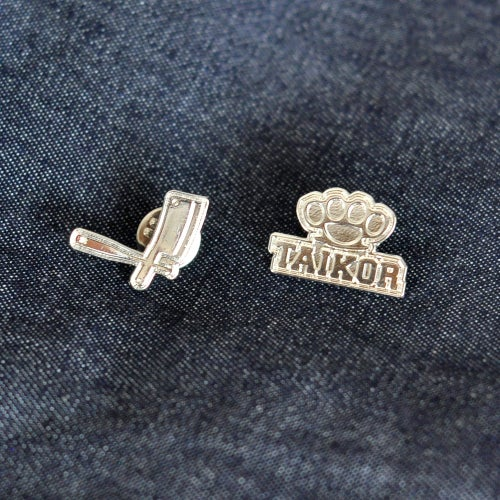 Image of Pins & Badges