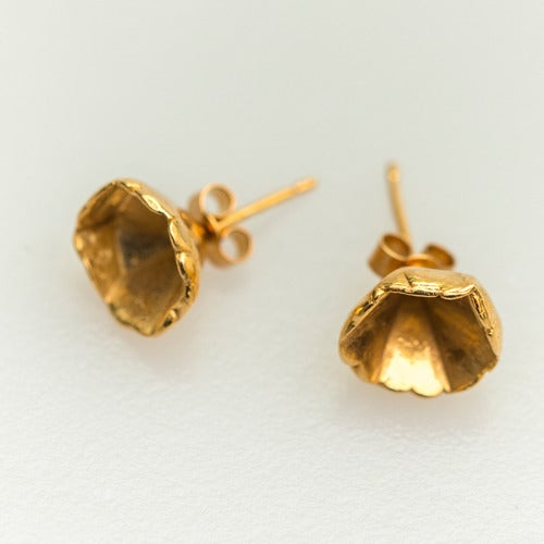 Image of Single Blossom Studs.