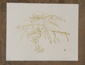 Image of Unframed Lithograph: Shoal Creek II