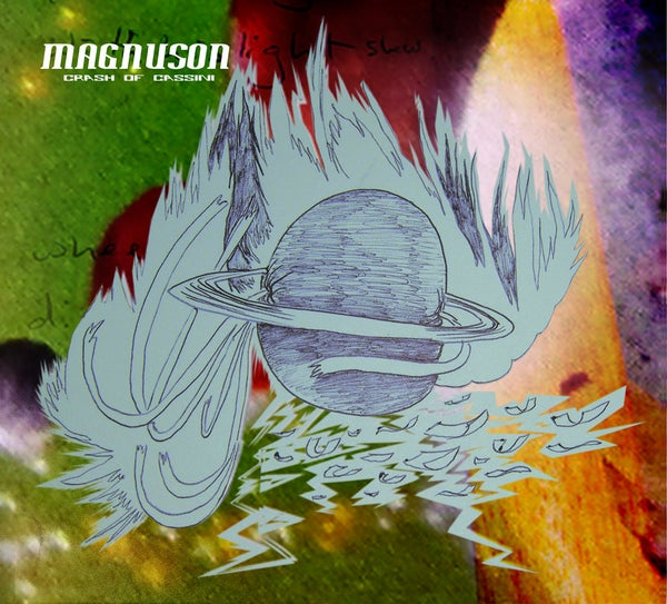 "Image of ""Crash Of Cassini"" CD"