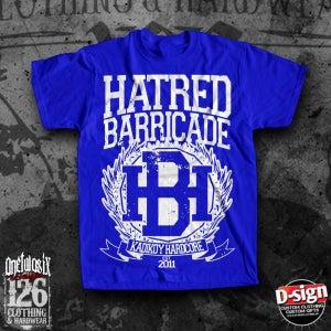 Image of HB Logo (Royal Blue)