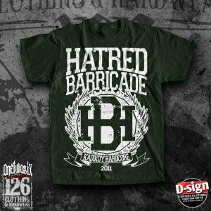 Image of HB Logo (Dark Green)
