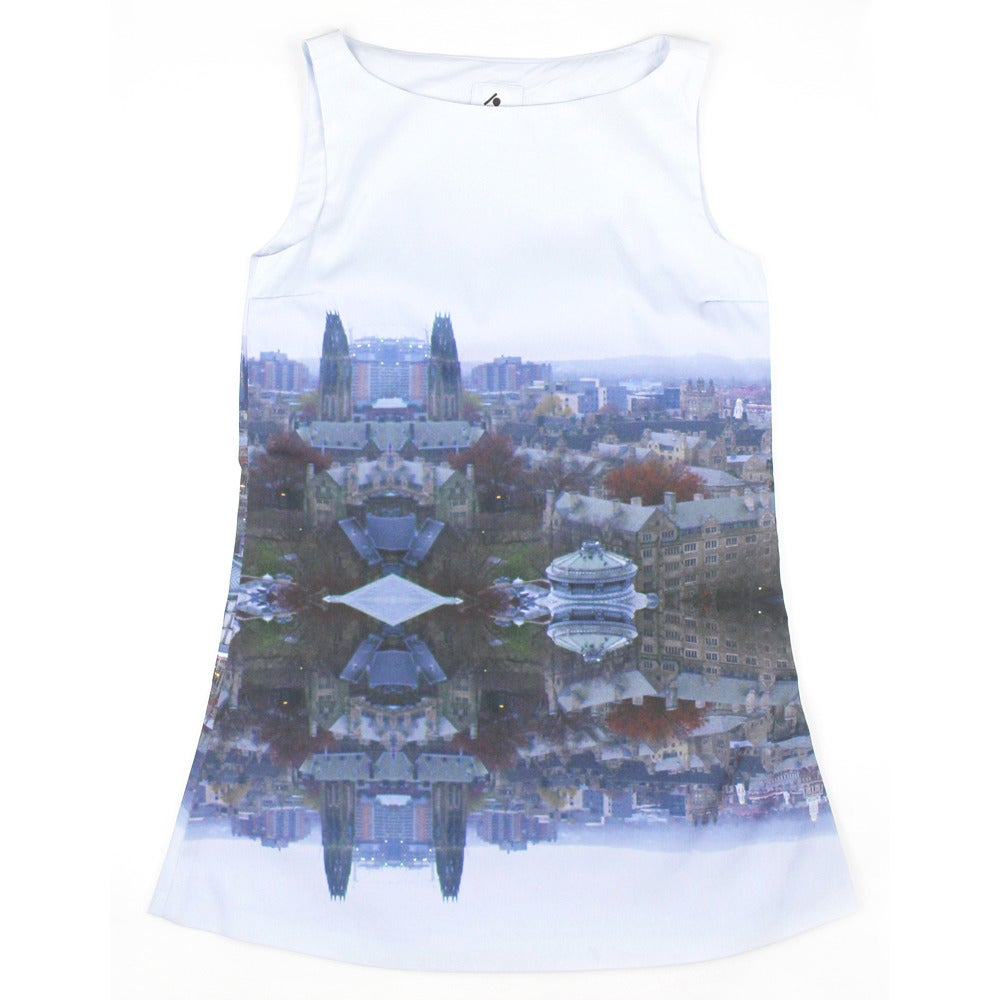 Image of Parallel Skylines, Reflected Worlds: Dress