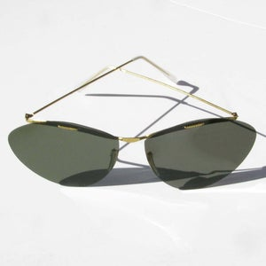 Image of <b>'Rhodoglass' 1950s Vintage Sunglasses</b>