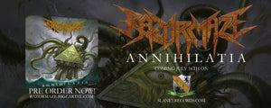 Image of ANNIHILATIA LP - ON SALE!