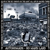 Image of Autonomads No Mans Land CD (re-press)