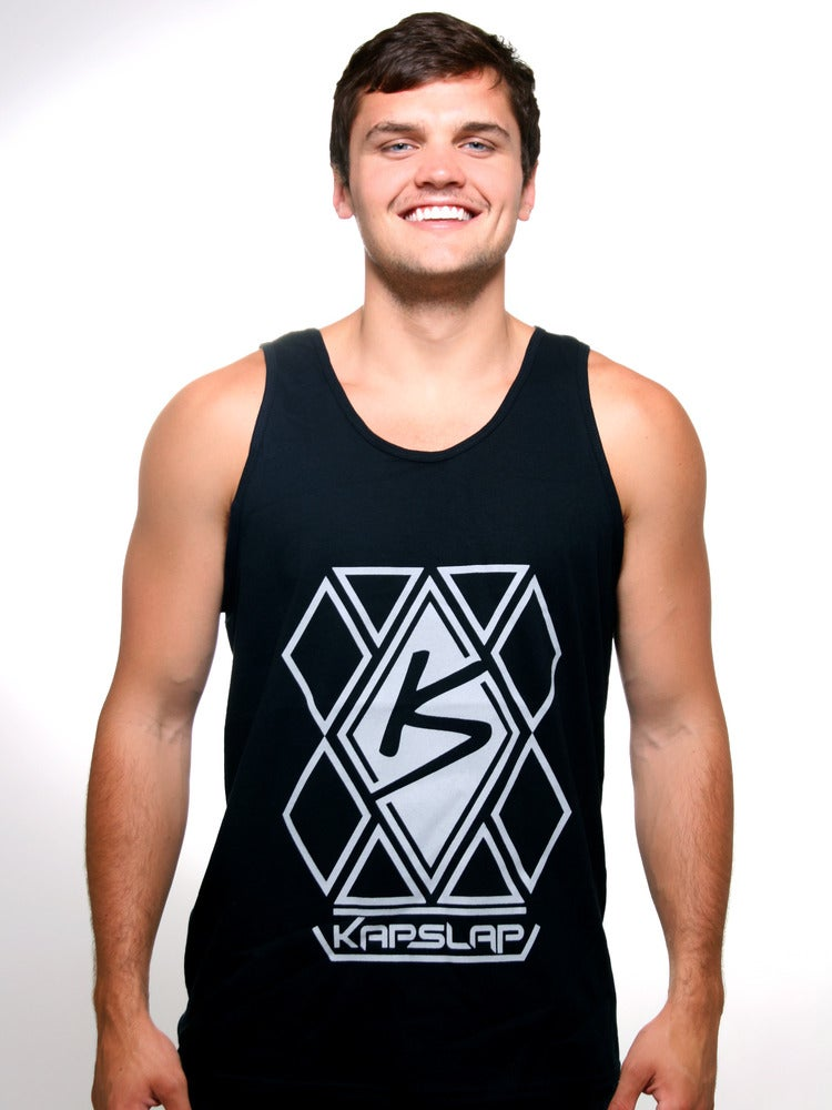Image of Men's Black Diamond Tank