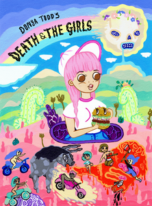 Image of Death & The Girls - Donya Todd