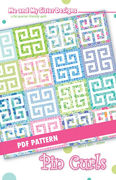 Image of Pin Curls PDF pattern