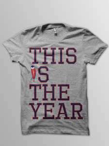 Image of This Is The Year Tribe Tee