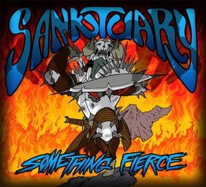Image of Something Fierce CD
