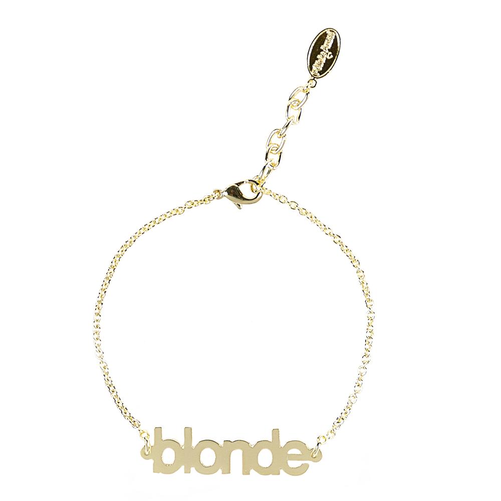 Bracelet Blonde - Felicie Aussi