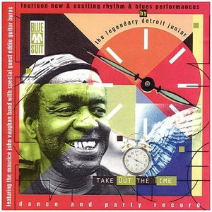 Image of Detroit Junior: Take Out The Time (CD)