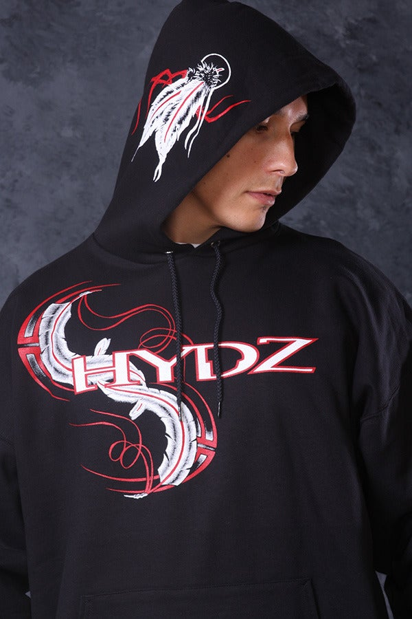 Image of Warrior / Hoodie - Black
