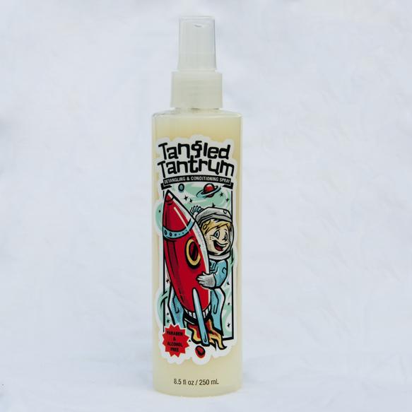 Image of Detangling & Conditioning Spray (Boys)