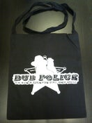 Image of Dub Police Black Tote Bag