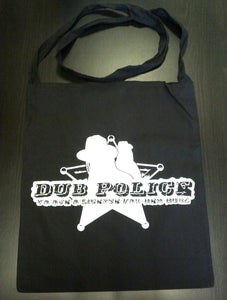 Image of Dub Police Black Tote Bag