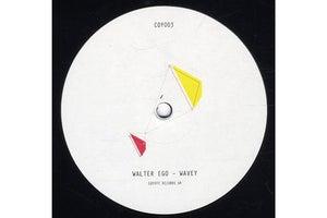 Image of COY003 | Walter Ego - Wavey / Military Mind 12''
