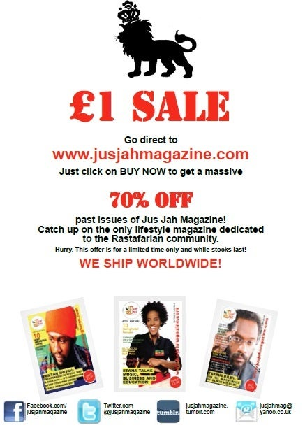 Image of £1 SALE! GET ISSUE 4 or 5 for Just £1