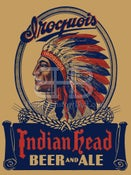 Image of Iroquois Beverages - Indian Head Beer and Ale