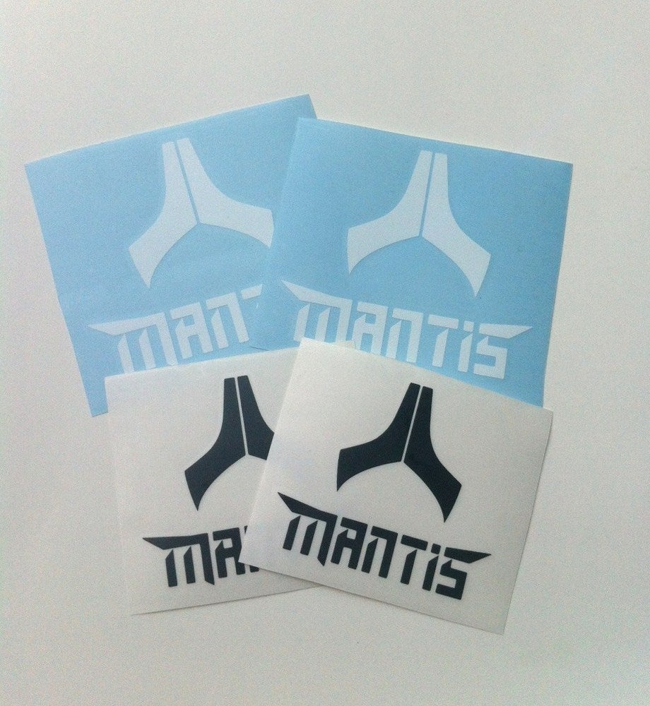Image of Mantis sticker pack 1