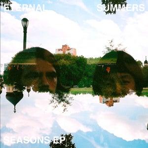 "Image of Eternal Summers - Seasons EP MEALDEAL004 white 7"""