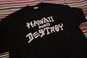 Image of Hawaii and Destroy