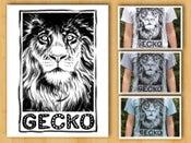 Image of 'Lion' T-shirt