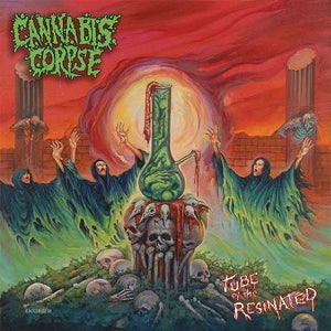 """Image of Cannabis Corpse - """"Tube of the Resinated"""" LP"""
