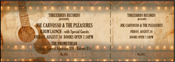 Image of Album Launch Ticket - General Admission/Balcony VIP