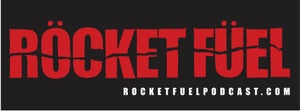 Image of Rocket Fuel Bumper Sticker