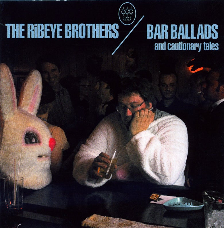 Image of Bar Ballads and Cautionary Tales CD