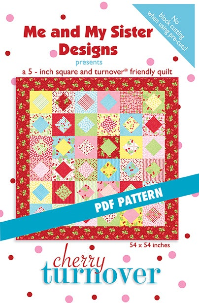 Image of Cherry Turnover PDF pattern