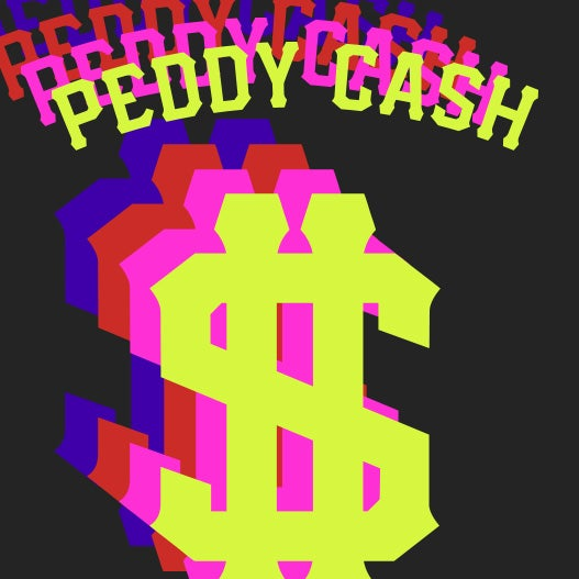 Image of Peddy Cash Rally Tee