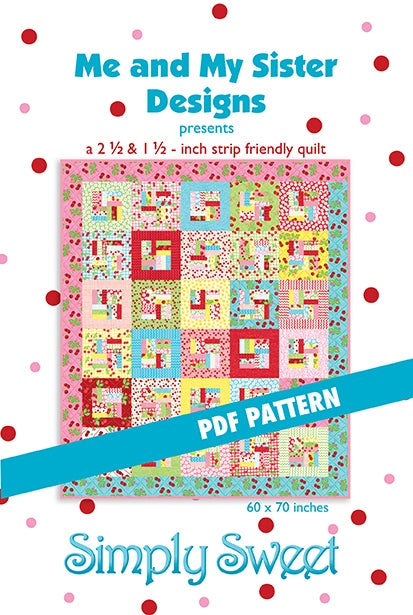 Image of Simply Sweet PDF pattern