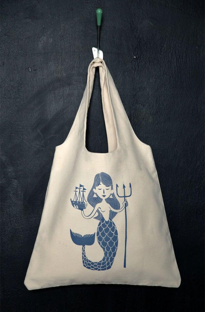 "Image of ""Mermaid"" tote bag"