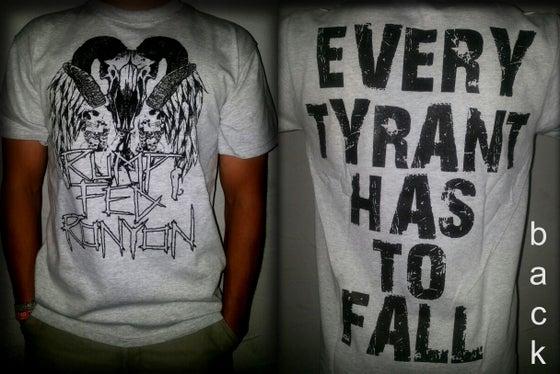 """Image of Shirt - """"Goat"""" - Grey"""
