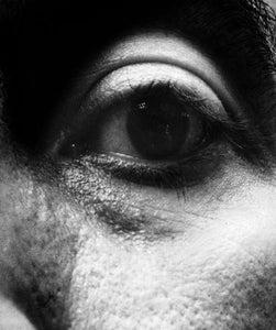 Image of Tapies' Eye, 1964