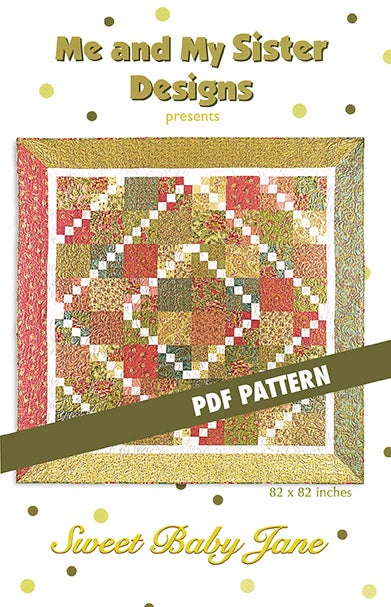 Image of Sweet Baby Jane PDF pattern