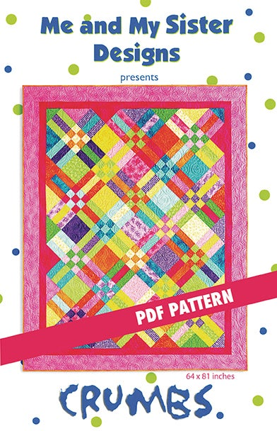 Image of Crumbs PDF pattern