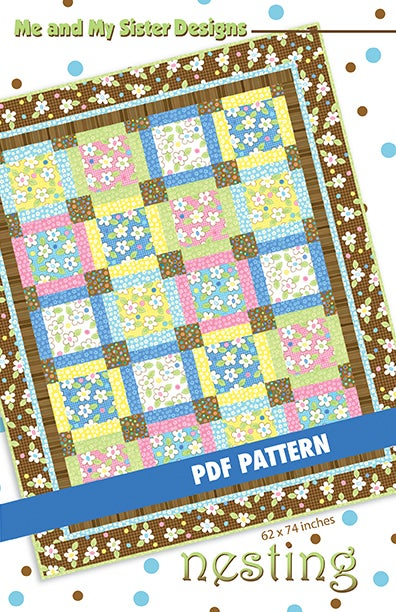 Me And My Sister Designs 6 00 Pdf Quilt Patterns