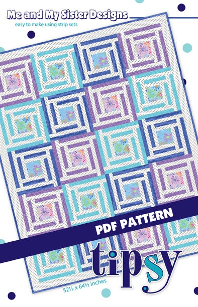 Image of Tipsy PDF pattern
