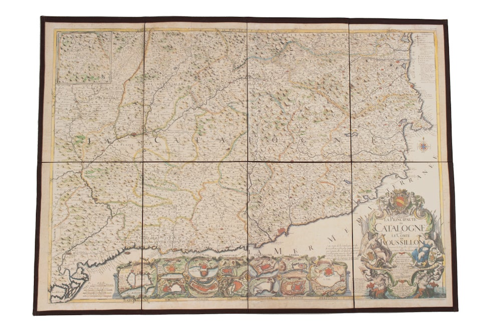 Image of French Map
